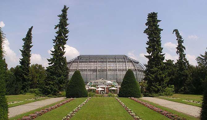 The Berlin Dahlem Botanical Garden And Botanical Museum German Botanischer Garten Und Botanisches Museum Berlin Dahlem Is A Botanical Gardens Museum Berlin