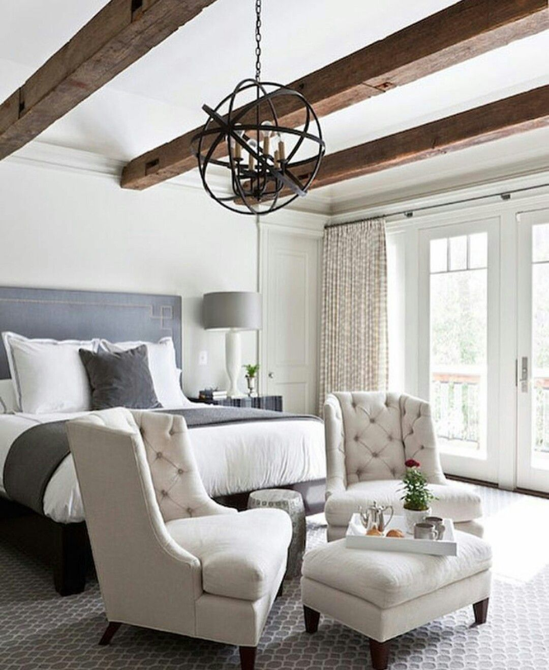 Beautiful Bedroom Sitting Areas: Stylish Master Bedrooms, Bedroom With