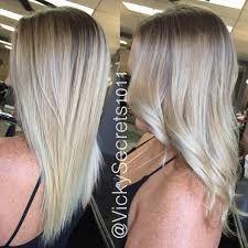 Risultati immagini per balayage platinum blonde highlights #platinumblondehighlights Risultati immagini per balayage platinum blonde highlights #platinumblondehighlights