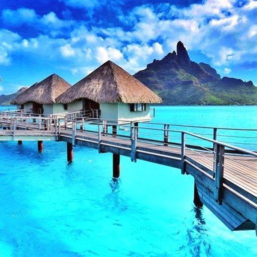 Bora Bora, Französisch-Polynesien, #Bora #FranzösischPolynesien #greeceTravel #spainTravel #T... #holidayclothes