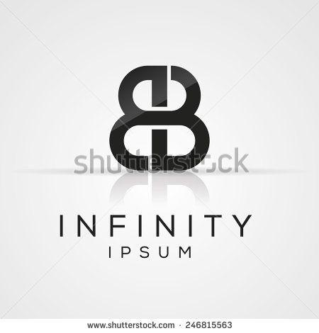 Elegant Minimal Letter Symbol Alphabet B Logo Design Vector