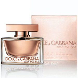 Rose One Parfum Gabbana The One Dolce rose De Eau rCBoxeWEQd