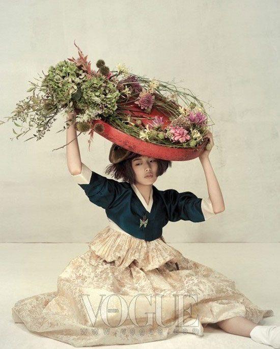 Азиатские мотивы: серия утончённых фотографий от модного издания Vogue