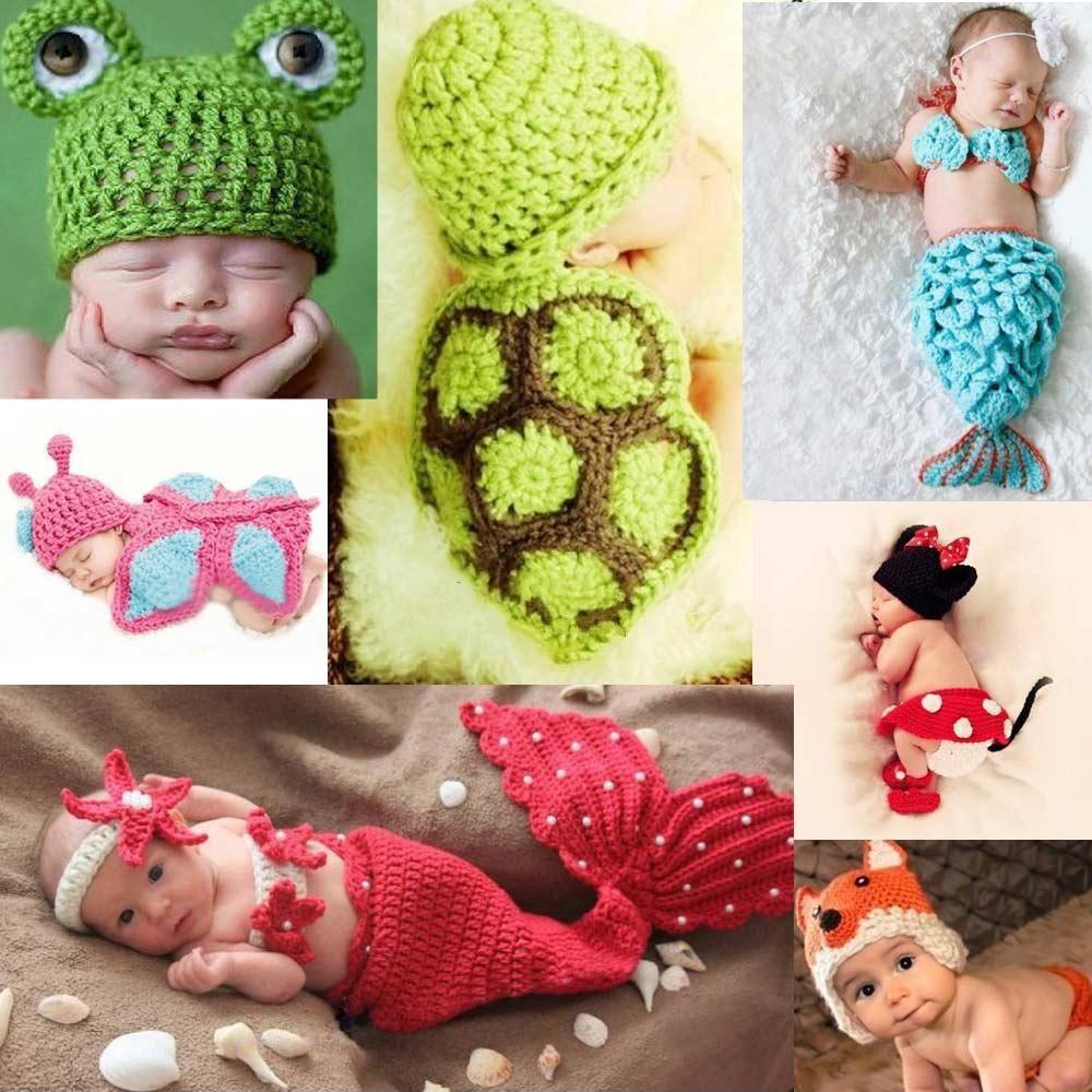 11ecaa4c3 Valentines  AdoreWe  TomTop -  generic Baby Infant Mermaid Blue ...