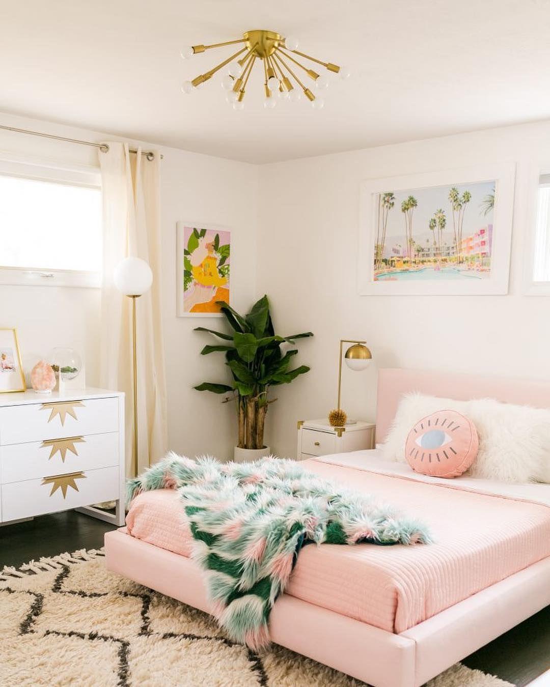 افكار ديكورات غرف النوم On Instagram Bedroom Refresh Stylish Bedroom Bedroom Decor