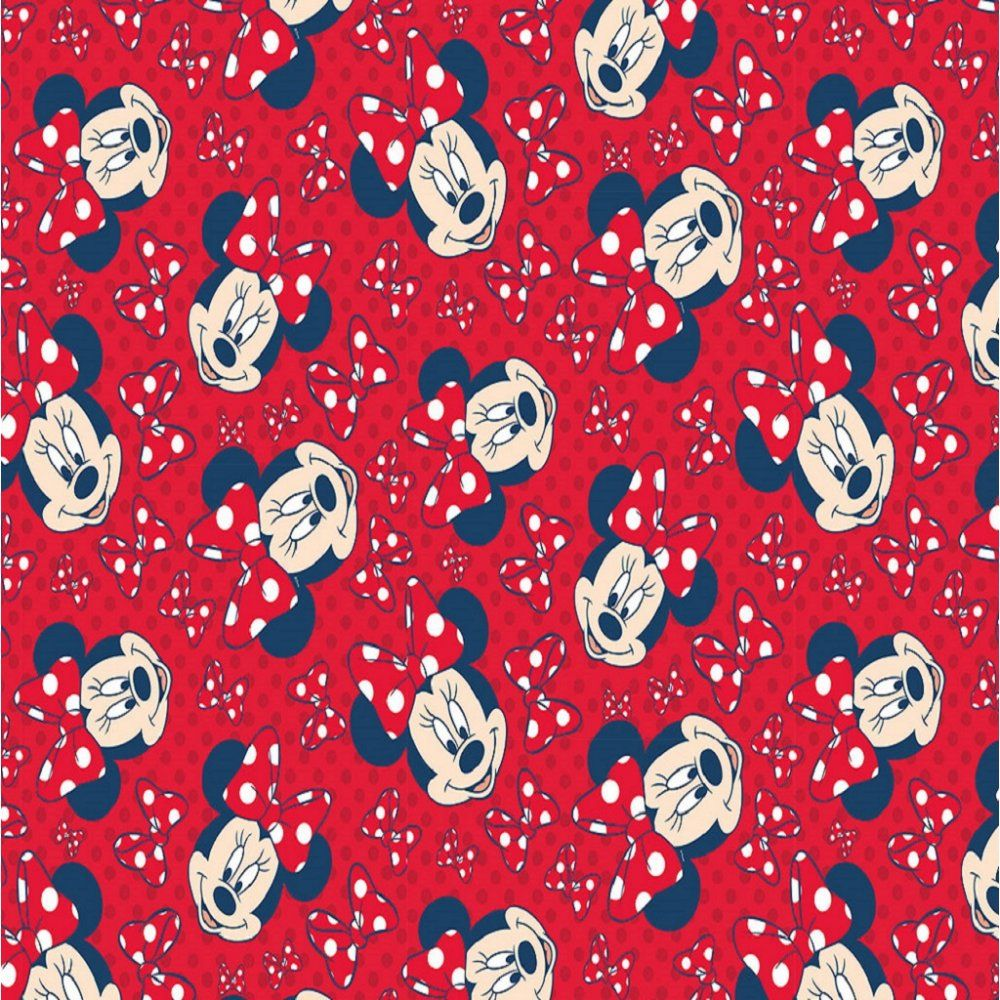 wallpaper � disney � disney minnie mouse red bow wallpaper