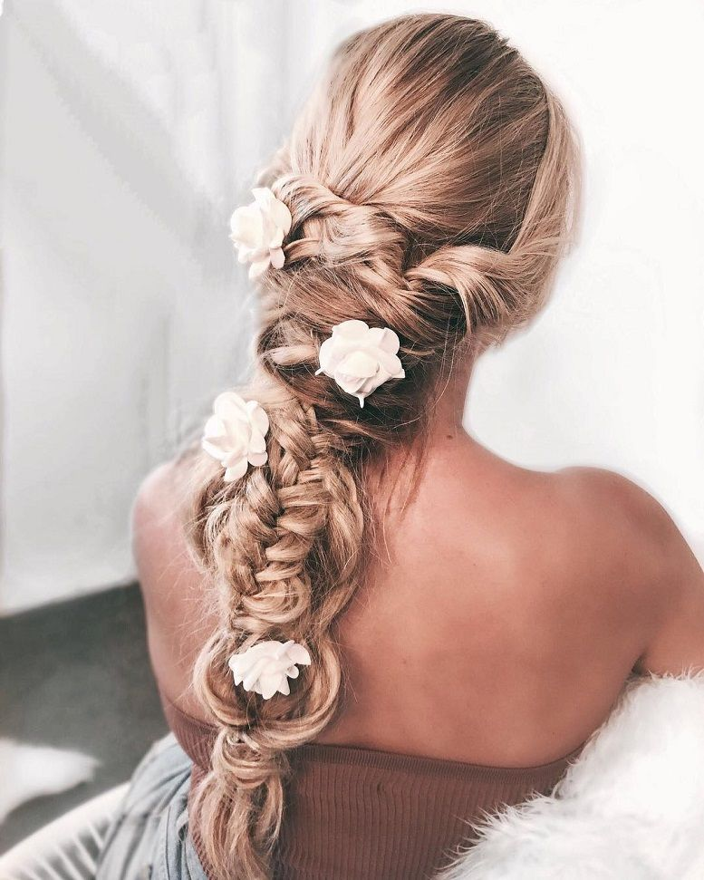 101 Boho bridal hairstyles for carefree bride , Beautiful boho hairstyles,boho hair, half up half down boho wedding hair  ,bridal braid hairstyles ,boho braided updo, partial updo hair,Boho Wedding Hair,wedding hairstyle #weddinghairstyles #hairstyles #romantichairstyles