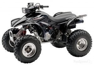 Honda 300ex Top Speed Information