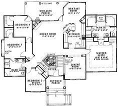 Superieur Modern Exterior Innovative Interior Hwbdo55748 Split Level House Plan From  Builderhouseplanscom