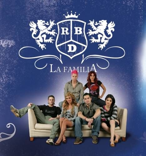 Rbd La Familia Fotos La Familia