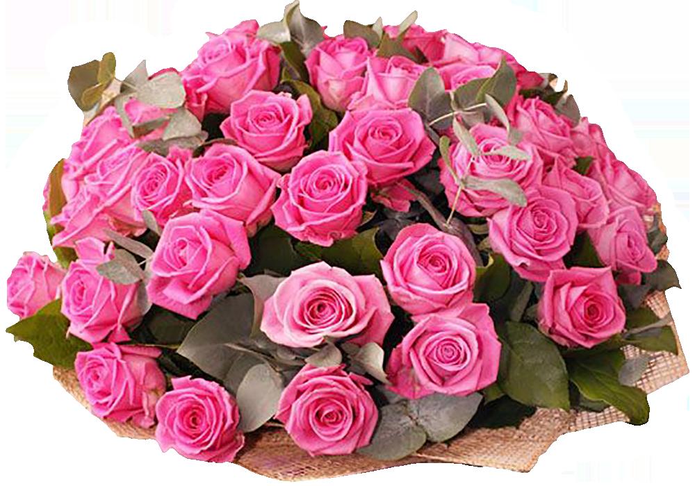 Картинка, открытки букеты розовых роз