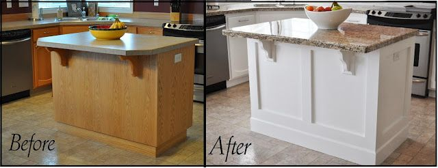 Starter Home To Dream Home The Kitchen Island Reveal Kitchen