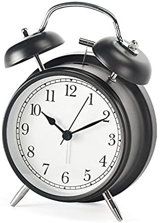 Alarm Clock, Silent Wake Up Alarm