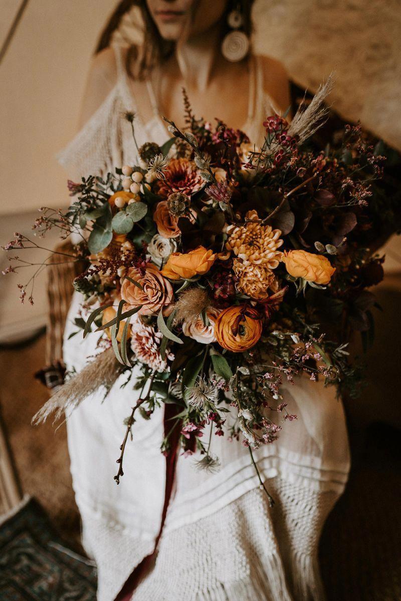 Three Simple Ways To Bustle A Wedding Dress In 2020 Bohemian