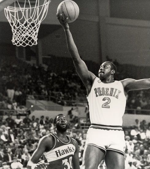 James Bailey Basketball
