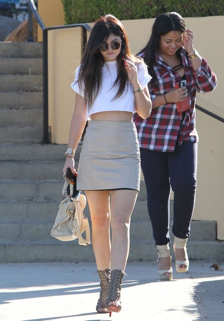 Kylie Jenner Cufa Moda Estilos De Ropa Y Tendencias De Moda