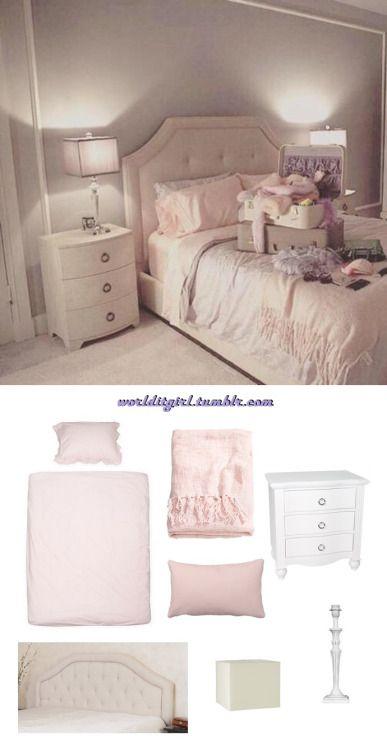 Scream Queens Inspired Bedroom Duvet Blanket Nightstand