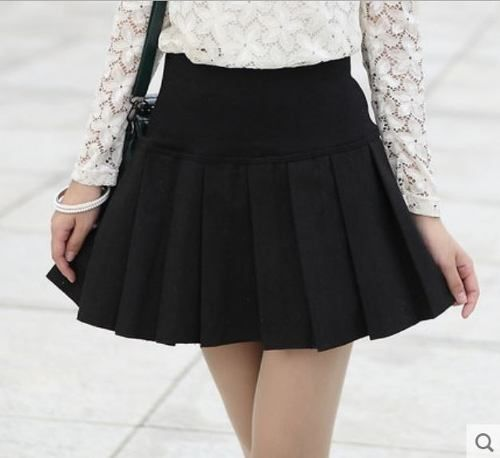 Meily city hermosa mini falda moda japonesa cv087 - Terranova ropa ...