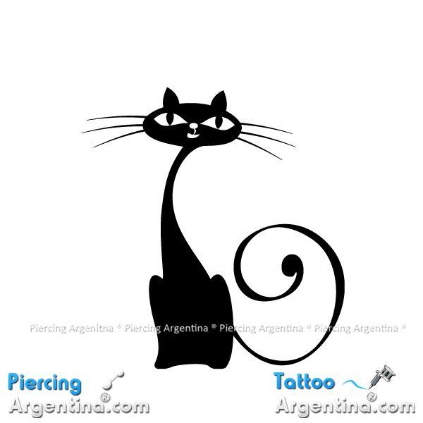 diseos dibujos de gatos  Buscar con Google  Diseos de dibujos