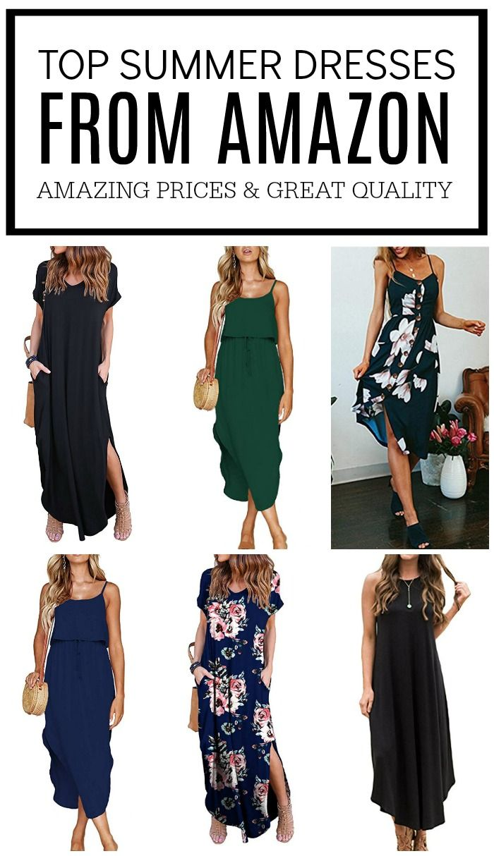 245592ad230 Amazing Cheap Summer Dresses from Amazon | Best of Lemon Peony ...