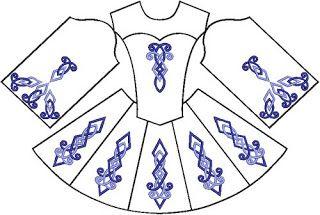 Irish Costume Patterns How To Make Your Own Irish Dance
