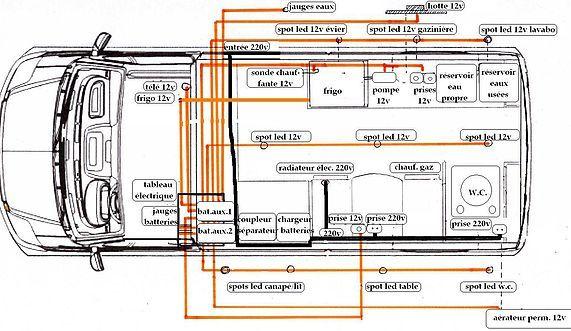 kiri kampi fourgon am nag discret avec meubles amovibles. Black Bedroom Furniture Sets. Home Design Ideas