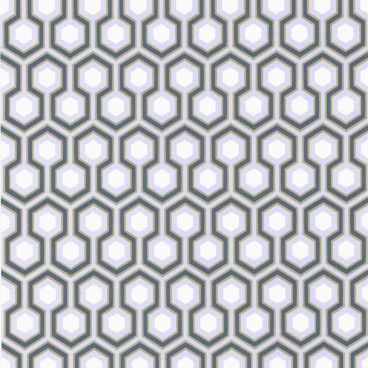 Papier Peint David Hicks papier peint hicks' hexagon - cole and son | hexagon