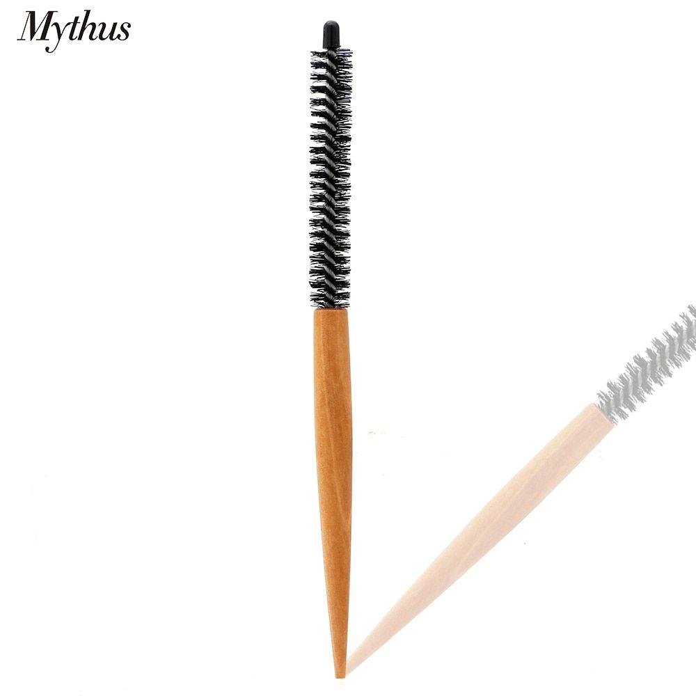 Mythus 16mm 20mm Kleine Haar Runde Pinsel Kurzen Haar Styling Kamm Salon Haar Curling Pinsel Haar Make-Up Kamm für Hairdrerssing Werkzeug – 16mm