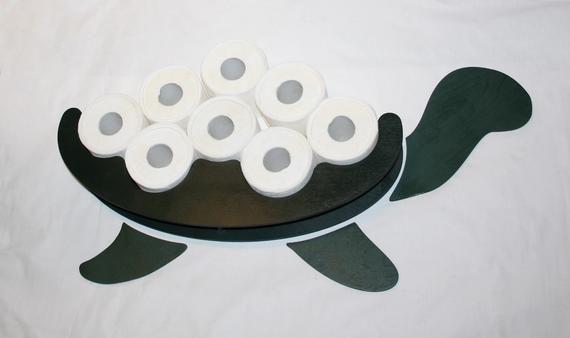 Rangement Papier Toilette Support A Papier Hygienique Sur Etsy Rangement Papier Toilette