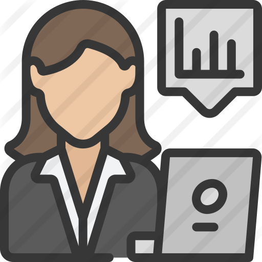 Analyst Free Vector Icons Designed By Juicy Fish Vector Icon Design Vector Icons Icon Design