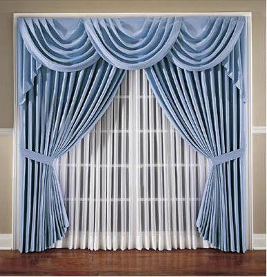 Modelos de Cortinas para Salas Además de bloquear la luz solar y - ideas de cortinas para sala