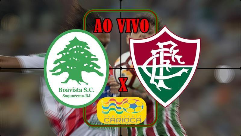Boavista X Fluminense Ao Vivo Online Veja Onde Assistir A