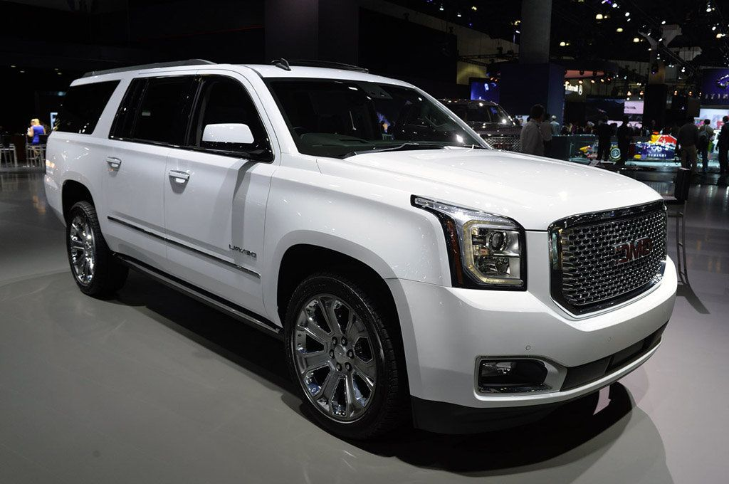 Pin By Faza Bahakim On Automotive Yukon Denali 2016 Gmc Yukon