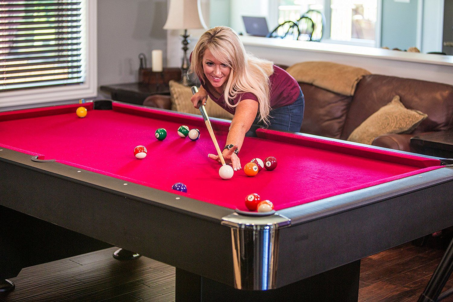 Park Art|My WordPress Blog_How To Measure A Pool Table Size