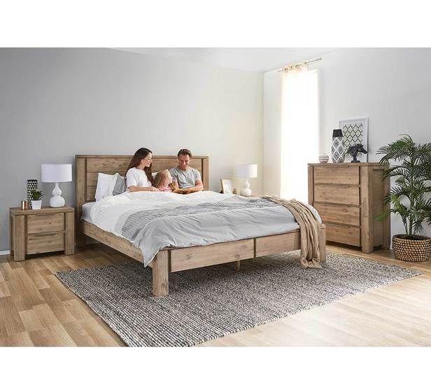 Toronto Queen Bedroom Package with Tallboy | Bedroom ...