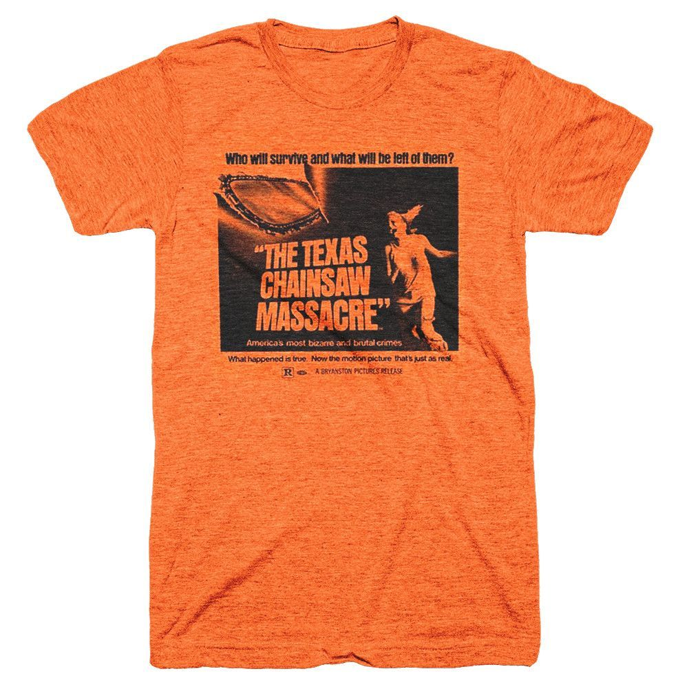 Texas Chainsaw Massacre Who Will Survive T Shirt | Stuff to