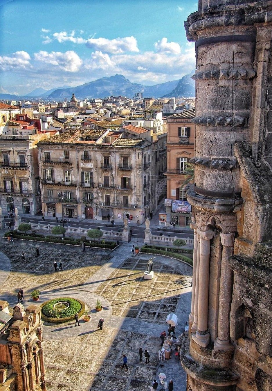 Palermo Regions of italy, Places to visit