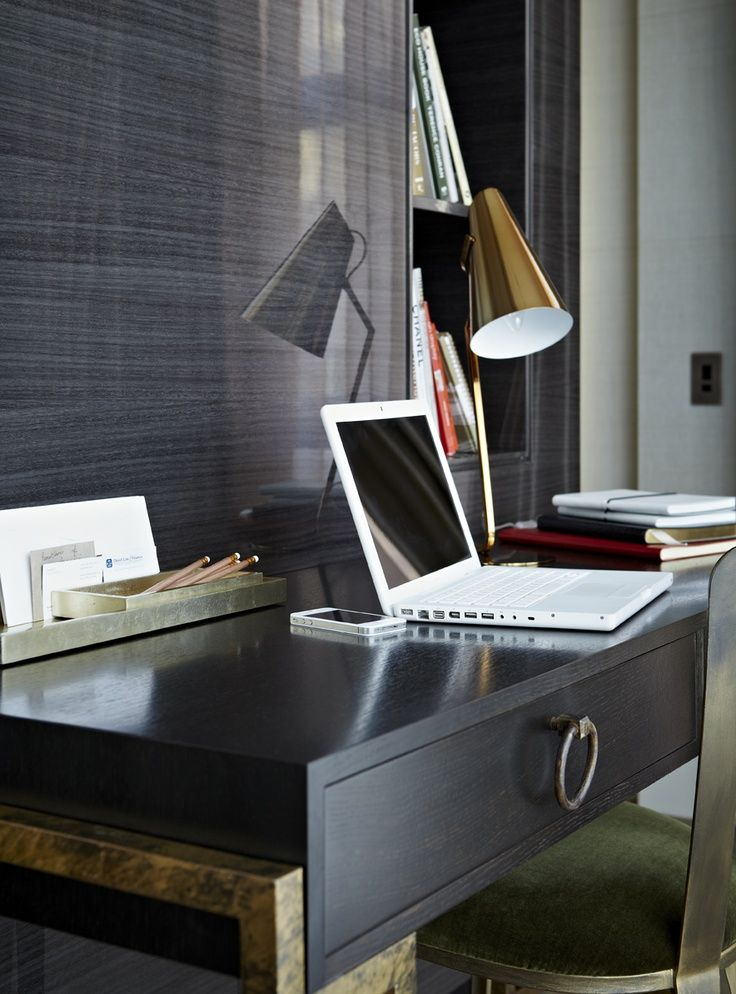 Taylor Howes, Trevor Square Apartment, London | Home office