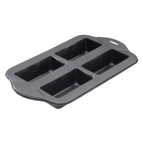 Norpro Nonstick 4 Linking Loaf Pan Loaf Pan Loaf Bread Mini