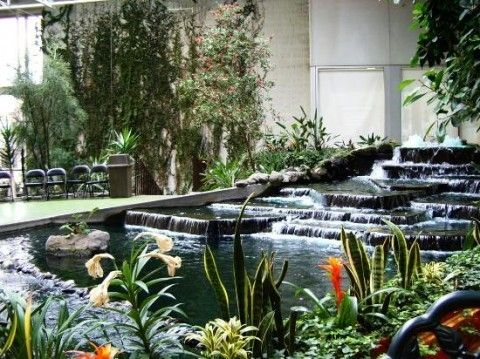 Beautiful botanic indoor garden design ideas modern home interior robbie goddard sharing small garden fountain ideas and awesome related websites no affiliation beautiful botanic indoor garden design ideas modern home workwithnaturefo
