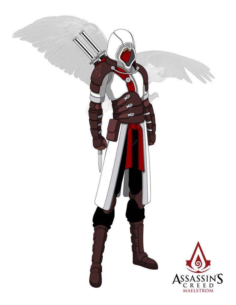 Assassin's Creed - Shinobi by Jarein deviantart com on @DeviantArt