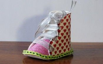 zapato baby shower 11