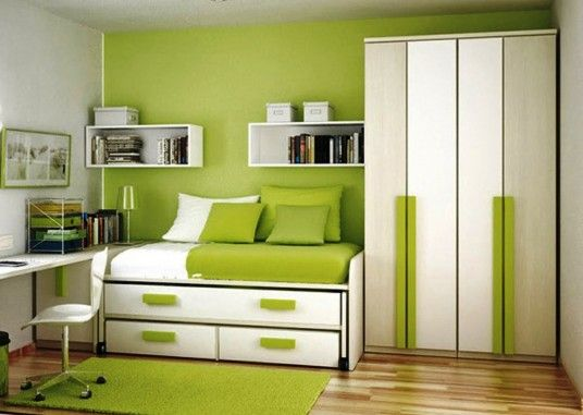 Cool Small Bedroom Decorations