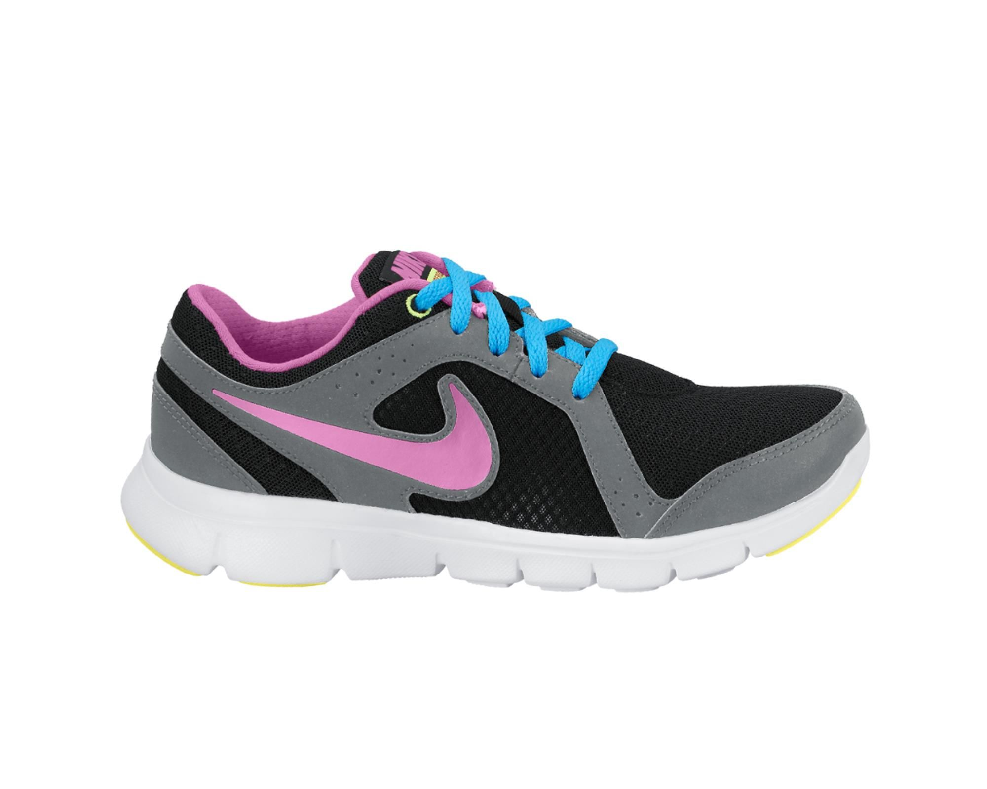 Nike Flex Experience Gs Siyah Pembe Gri Http Kosu Korayspor Com Nike Kosu Ayakkabi Nike Flex Experience Gs 599344 004 Ayakkabilar Siyah Pembe