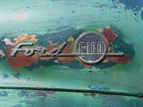 1955 Ford F100 Ford Trucks Old Ford Trucks Ford Emblem