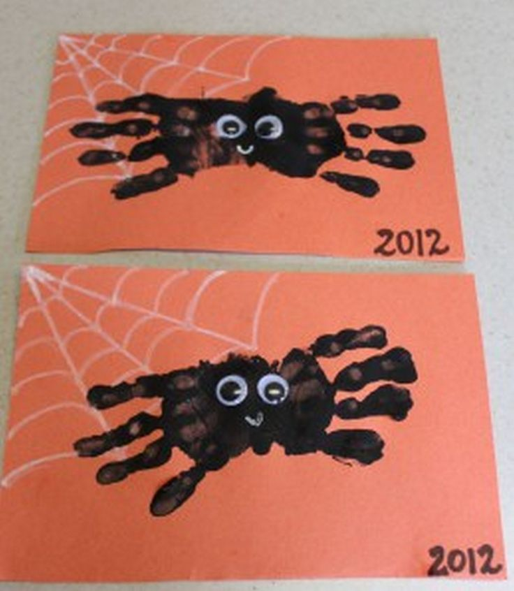 Beste Ideen Halloween Basteln für Kinder (7 #halloweencraftsfortoddlers
