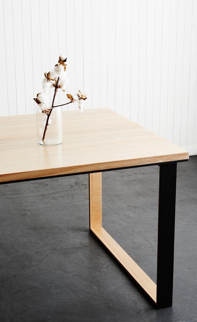 The Black Metal dining table by Matt Ropiha - Dining Table ...