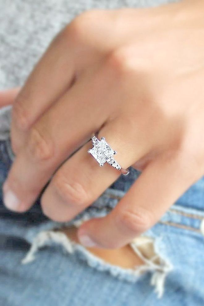 Ahh White Gold Engagement Rings Price In India Modern Engagement Rings Beautiful Engagement Rings Beautiful Wedding Rings