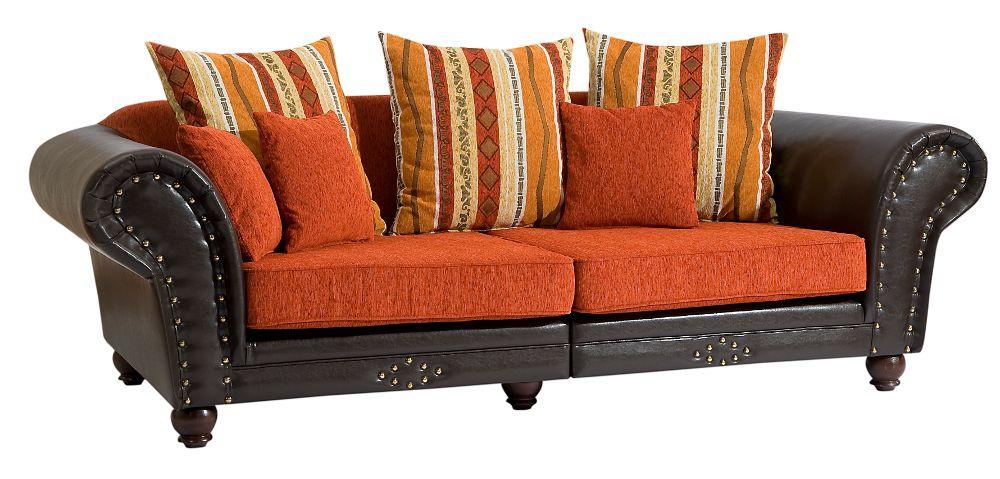 Big Sofa Kolonial Grosse Sofas Zuhause Einzelsofas