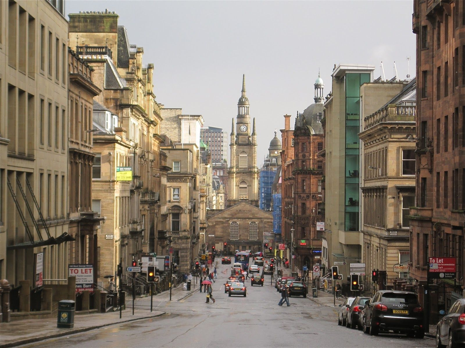 glasgow scotland city where i gave directions on the fly like a local time in the city. Black Bedroom Furniture Sets. Home Design Ideas